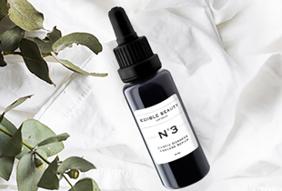 Free mini No.3 Exotic Goddess Ageless Serum with any purchase from Edible Beauty