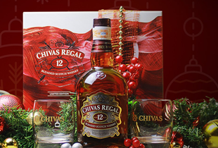 Boozy Chivas Regal Voucher Code
