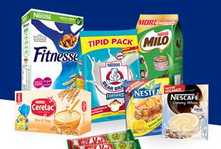 Lazada Nestle Sale
