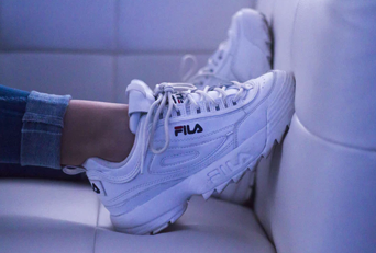 FILA Collection: Get up to 50% off NEW Arrivals sneaks