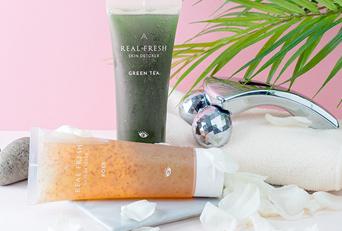 Real Fresh Skin Detoxer Coupon on Althea