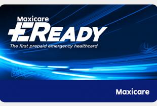 Maxicare EReady Card