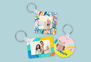 Photobook Keychains Promo
