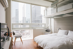 Seoul Korea accomodations starts at P522! Avail with this Airbnb Coupon.