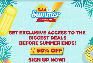 Get exclusive access to ZEN Rooms' End of Summer Sale on May 24