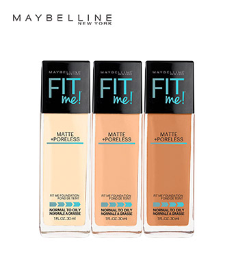 Fit Me Matte Foundation