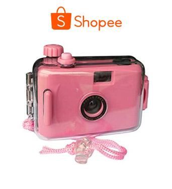 Reusable Non Disposable Film Camera