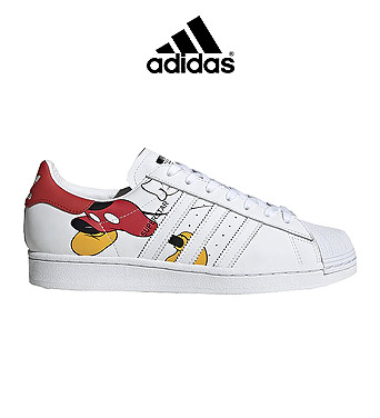 Mickey Mouser Superstar Shoes