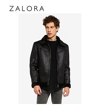 Brave Soul Bonded Fur Collar Jacket
