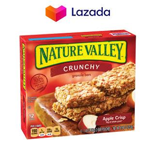 Nature Valley Granola Bar Apple