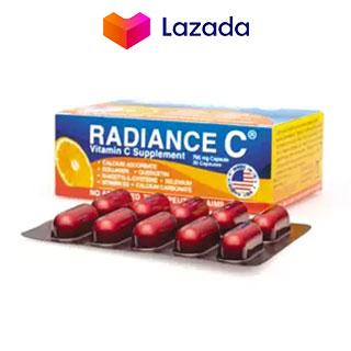 MSE Radiance Vitamins C Supplement