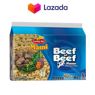 Lucky Me! Instant Noodles Beef