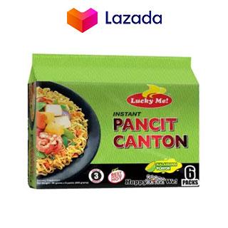 Lucky Me! Pancit Canton Kalamansi Multipack