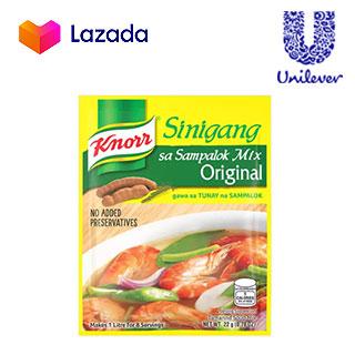 Knorr Sinigang Sa Sampalok Original 12 packs