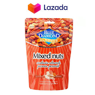 Blue Diamond Almonds Mixed Nuts (2packs)
