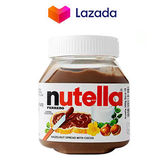 Nutella Chocolate Hazelnut Spread 200g