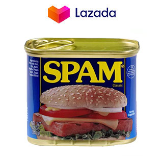 Spam Luncheon Meat Classic 340g