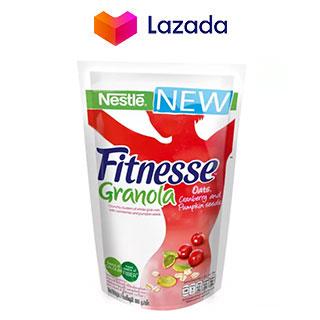 Nestle Fitnesse Granola Cranberry & Pumpkin