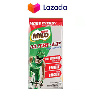 Milo Nutri Up Choco Malt Drink