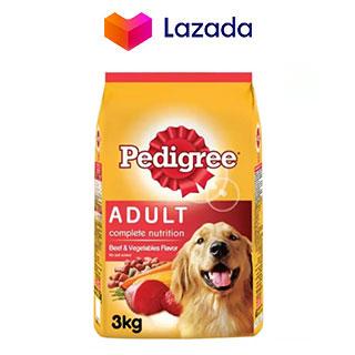 PEDIGREE® Adult Beef & Vegetables Dog Food